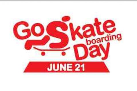 Skateboarding Day.